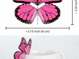 Рассадочная карточка бабочка 2