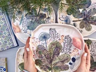 посуда хендмейд