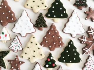новогоднее печенье 1