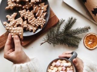 новогоднее печенье 2