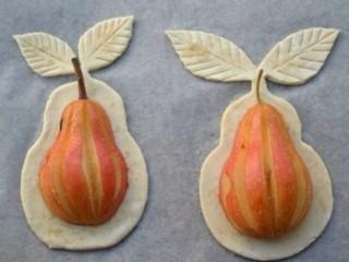 печенная груша 1