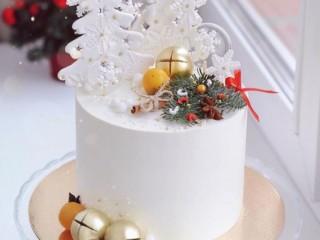 зимний торт 1