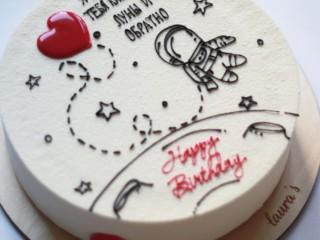 красивый торт 1