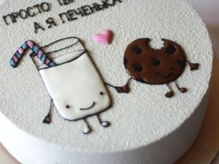 красивый торт 2