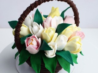 шоколадный букет 3