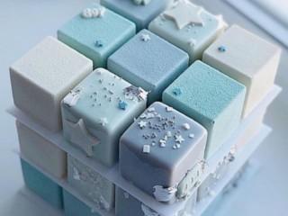 торт куб 2