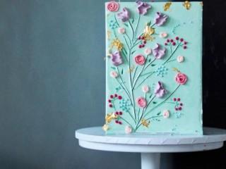 цветочный декор 3