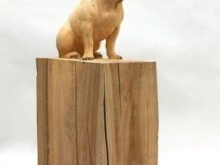 животное из дерева 3