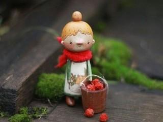 деревянные миниатюры 3