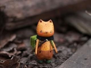 деревянные миниатюры