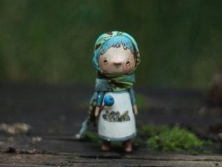 деревянные миниатюры 4