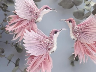 птички броши 2