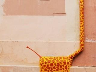 Труба жираф