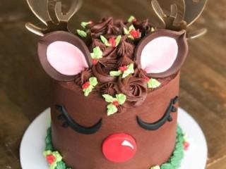 новогодний торт 2