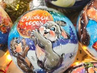 роспись шаров 3