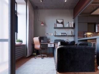 Квартира студия3