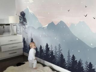 Обои в детской 1