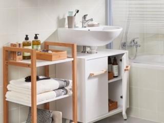 Стеллаж для ванной 2