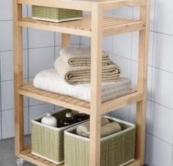 Стеллаж для ванной 4
