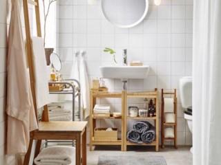 Стеллаж для ванной 6