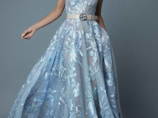 вечернее платье 3