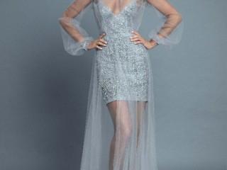 вечернее платье 6