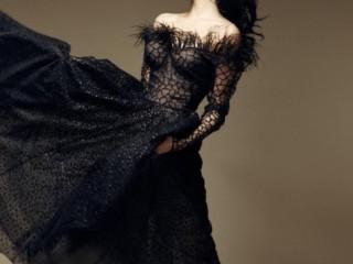 вечернее платье 1