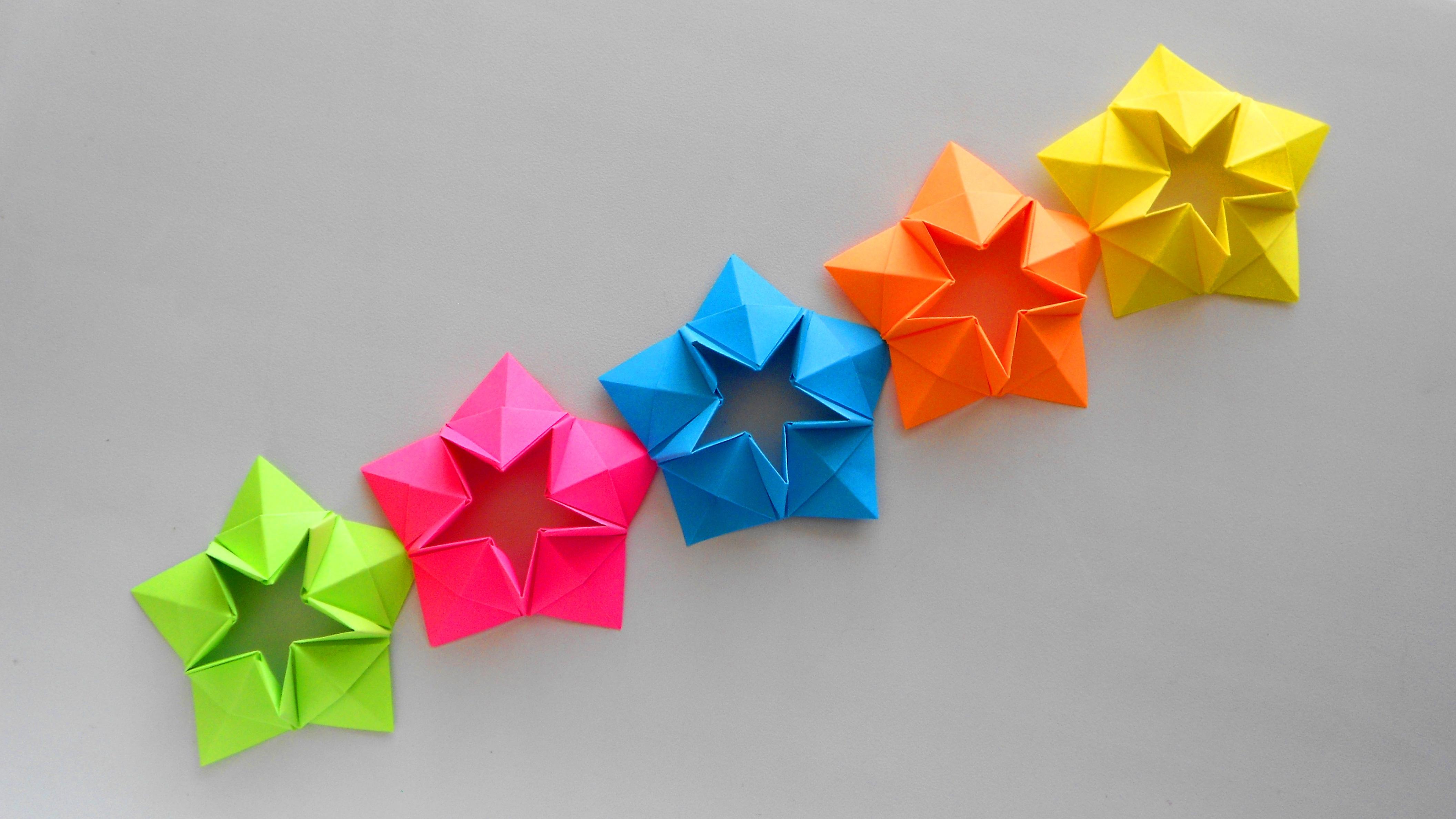 Оригами своими руками мастер класс фото 513