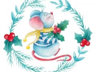 мышка иллюстрации 3