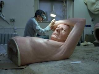 4-Гиперреалистичная скульптура